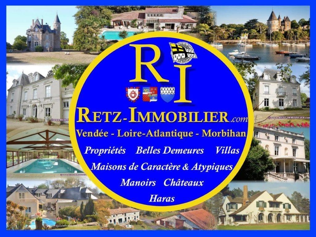 Maisons de Prestige : Belles demeures a vendre en Vendée