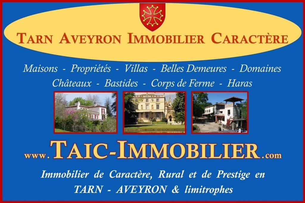 Proprietes à vendre Tarn et Garonne