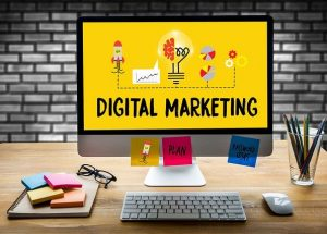 Référencement sur internet avec le marketing digital