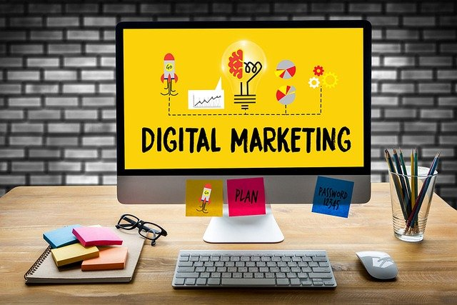 Référencement sur internet avec le marketing digital
